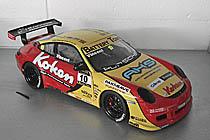 Diecast - 10 Porsche GT3 Jody Vincent