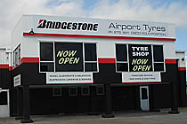 Exterior - Airport Tyres