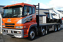 Fleet - Pukekohe Hiab Transport