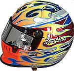 Helmet - Brett Pirini