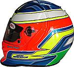 Helmet - James Nicholson