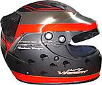 Helmet - Jody Vincent
