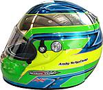 Helmet - Andy Schofield