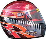 Helmet - Paul Sinclair