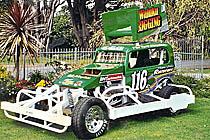 Motorsport - 116R Superstock Chris Allen