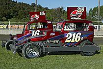 Motorsport - 216R Superstock Clive Pritchard