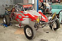 Motorsport - Off Roader