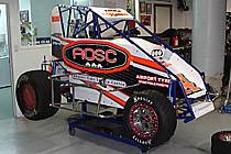 Motorsport - 14A Midget Jody Vincent