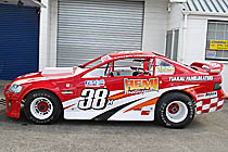 Motorsport - 38H Super Saloon Peter Hemi